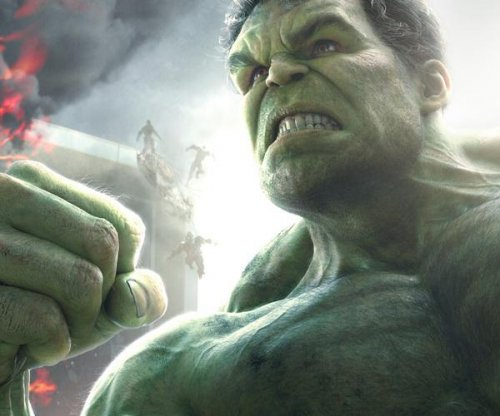 Mark Ruffalo shares Hulk poster for 'Avengers: Age of Ultron'