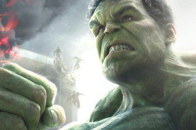 Mark Ruffalo shares Hulk poster for 'Avengers: Age of Ultron'