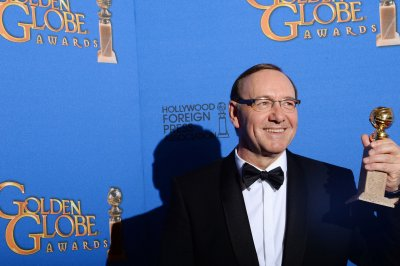 Kevin Spacey to be honored at the Olivier Awards in April