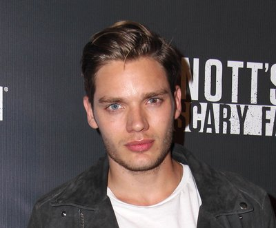 Dominic Sherwood to star on 'The Mortal Instruments' series