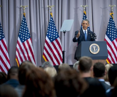 Obama begins campaign for Congress' support of Iran nuclear deal