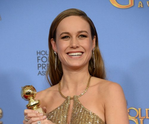 Brie Larson says filming 'Room' was 'exhausting'