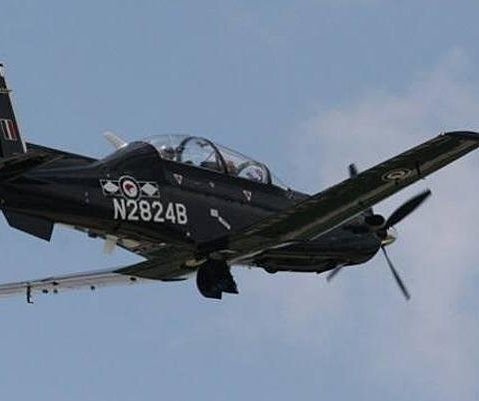 New flight training school for New Zealand Air Force
