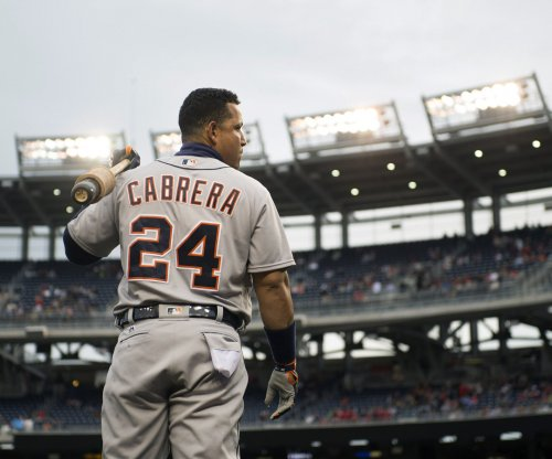 Miguel Cabrera's blast helps Detroit Tigers complete sweep of Boston Red Sox