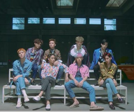 EXO return with new album, 'Ko Ko Bop' music video