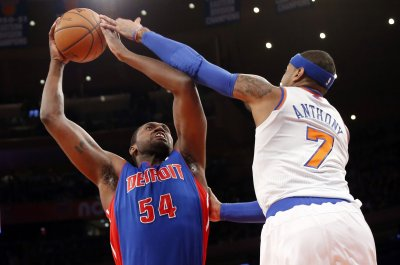 Detroit Pistons: Jason Maxiell signs, retires