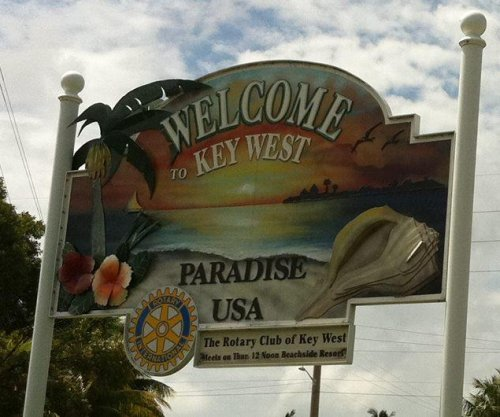 'Welcome to Key West' sign stolen after Hurricane Irma