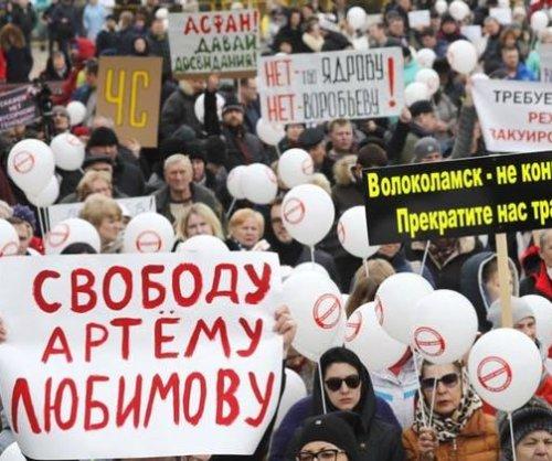 Revolt over Moscow's garbage could threaten Vladimir Putin's governance