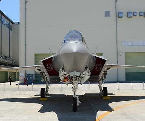 Japan's F-35As had 7 emergency landings before crash