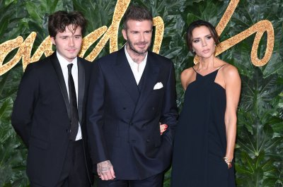 Victoria Beckham says her life 'revolves around' family