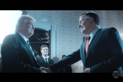 'The Comey Rule' trailer shows Brendan Gleeson's Trump demand 'loyalty'