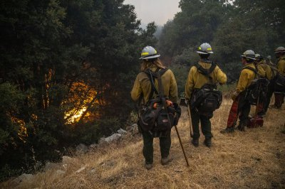 August Complex Fire becomes largest wildfire in California history