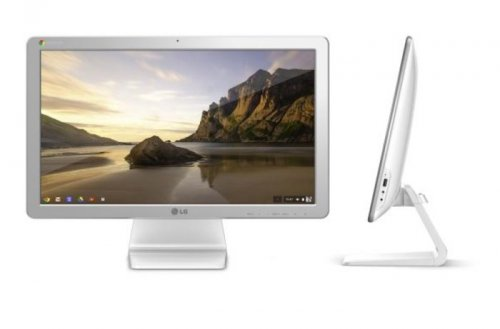 South Korea's LG to unveil desktop computer running Google's Chrome OS