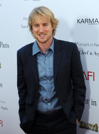 Owen Wilson becomes a father for second time