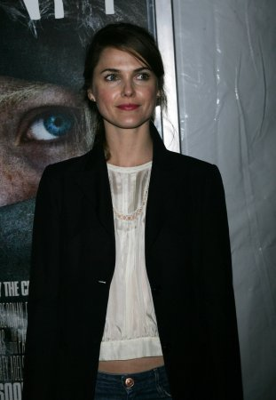 Keri Russell pregnant with second child