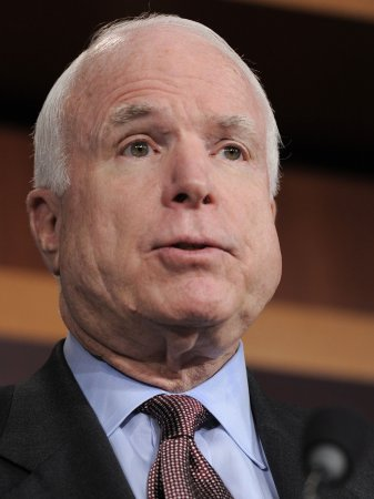 McCain optimistic on immigration reform
