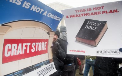 Hobby Lobby invests in contraception manufacturers