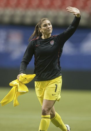 Hope Solo pleads not guilty to assault charges