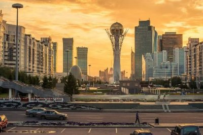 Gazprom looks to future in Kazakhstan