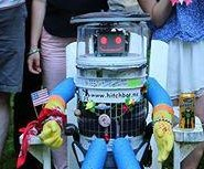 Video purports to show hitchBOT's Philadelphia demise