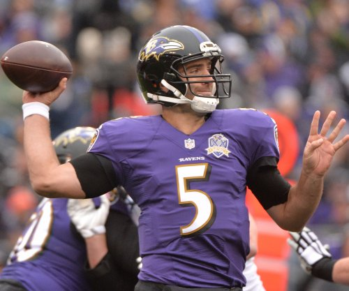 Ravens QB Joe Flacco tears ACL, MCL, out for season