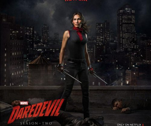 Elektra revealed in new 'Daredevil' teaser, character poster