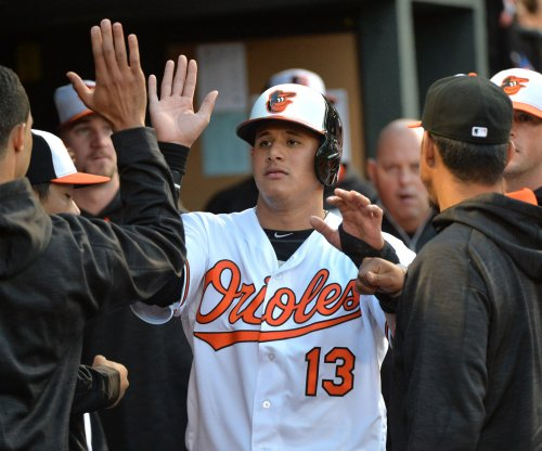 Manny Machado knocks in winning run as Baltimore Orioles edge Toronto Blue Jays
