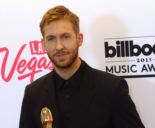Scottish DJ Calvin Harris injured in an LA car accident