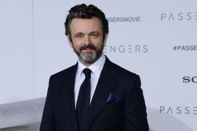 Michael Sheen says he did not declare he's 'quitting acting and leaving Hollywood to go into politics'