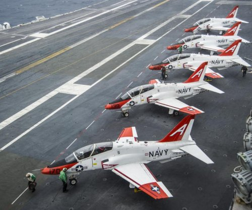 Navy grounds T-45C trainer aircraft over safety concerns