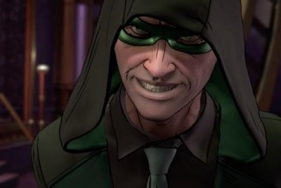 Batman battles Riddler in new 'Batman: The Enemy Within' trailer