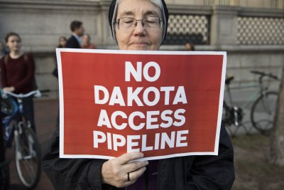 Judge orders oil-spill response plan for Dakota Access Pipeline