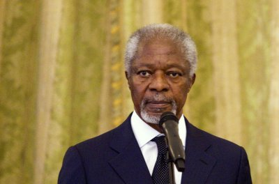 Former U.N. head, Nobel laureate Kofi Annan dies at 80