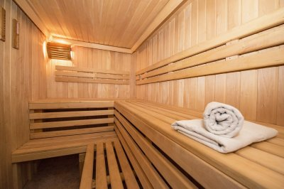 Time in sauna may lower risk of death from heart disease