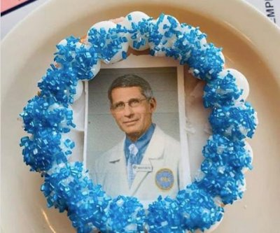 New York doughnut shop sells Dr. Fauci doughnuts