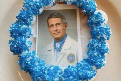 New York doughnut shop sells Dr. Fauci doughnuts