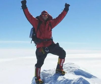 Man becomes youngest to reach Seven Summits, Seven Volcanic Summits