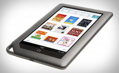 Barnes & Noble to bow out of manufacturing its Nook tablets