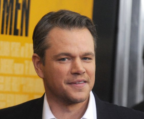 Matt Damon launches 'Buy a Lady a Drink' initiative