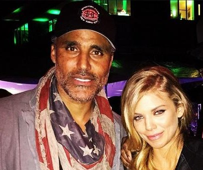 AnnaLynne McCord not dating Rick Fox