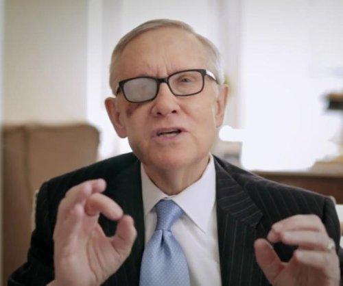 Senate Minority Leader Harry Reid won't seek re-election in 2016