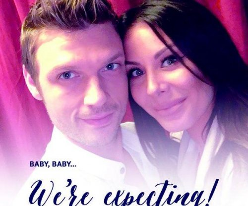 Nick Carter, Lauren Kitt announce unborn baby's sex