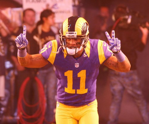 Los Angeles Rams pick up options on WR Tavon Austin, LB Alec Ogletree