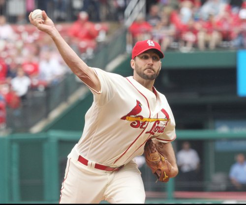 St. Louis Cardinals' Adam Wainwright shuts down Milwaukee Brewers