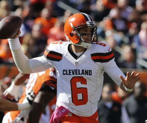 Cleveland Browns name Cody Kessler starting QB
