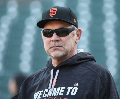 San Francisco Giants manager Bruce Bochy to miss two games after heart procedure