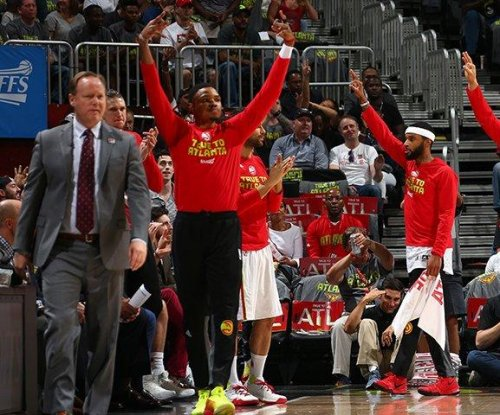 Atlanta Hawks cash in on Jose Calderon with series-tying win