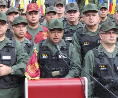 RELATEDVenezuelan Interior Ministry takes control of Miranda state police