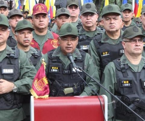 Venezuelan Interior Ministry takes control of Miranda state police