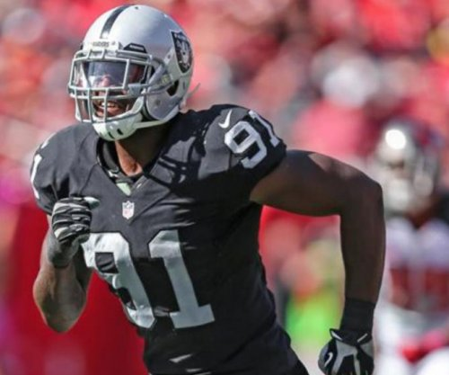 Shilique Calhoun: Oakland Raiders sign linebacker to active roster